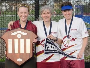 D1 Women Grand Final - Premiers