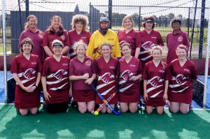 D2 Women Maroon Runners Up