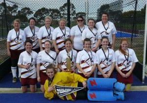 Newtown Gold - D2 Women Premiers