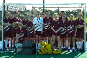 U17  Maroon Runners Up 2014