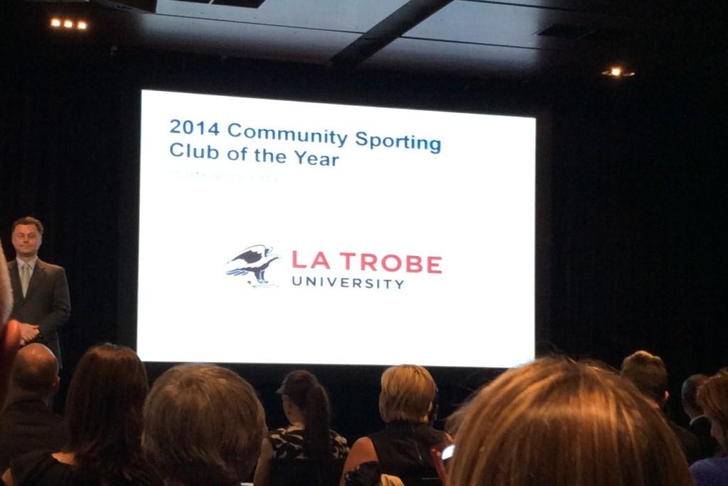 sport and rec awards